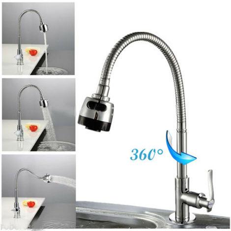 Flessibile per rubinetto miscelatore funzione doccetta casa lavandino cucina