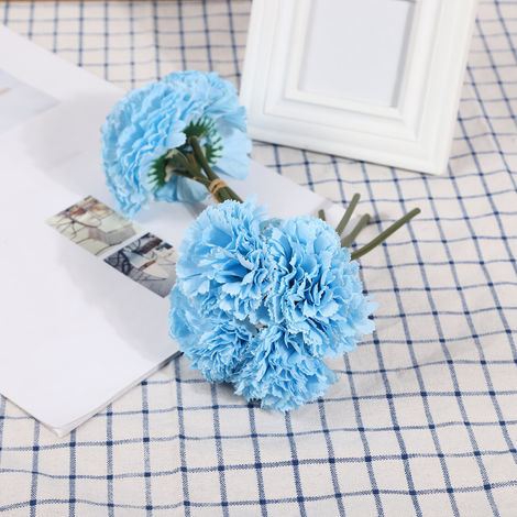 Fleurs Artificielles, Decoration De Bricolage A La Maison, 4 Pcs, Type 4