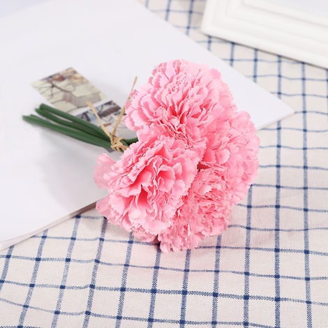 Fleurs Artificielles, Decoration De Bricolage A La Maison, 4 Pcs, Type 5