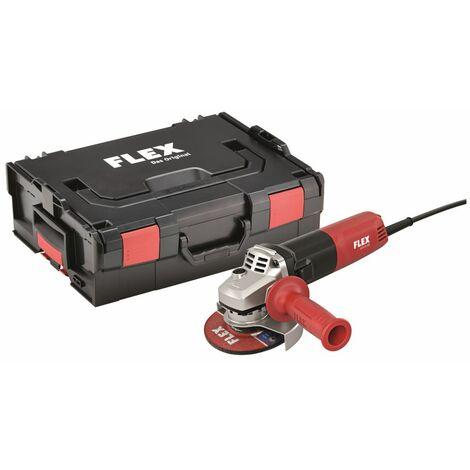 Flex Amoladora angular LE 9-11 125 ? 125mm / 900 vatios regulable en L-BOXX