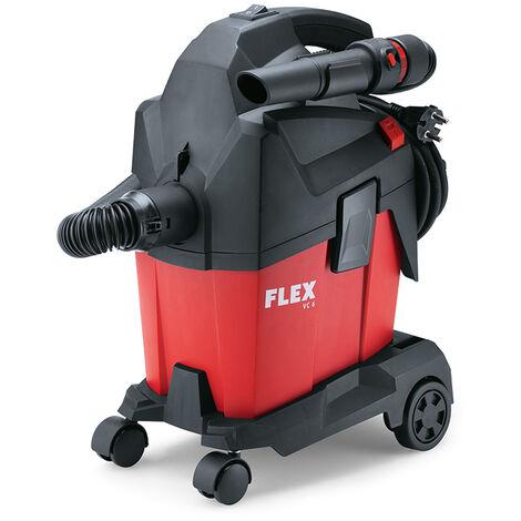 Flex Aspirateur compact avec nettoyage manuel du filtre, 6 l, classe L 481513