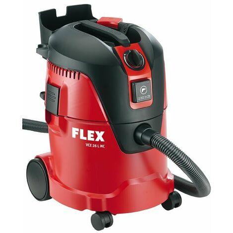Flex Aspirateur de sécurité avec nettoyage manuel du filtre, 25 l classe L VCE 26 MC - 405.426