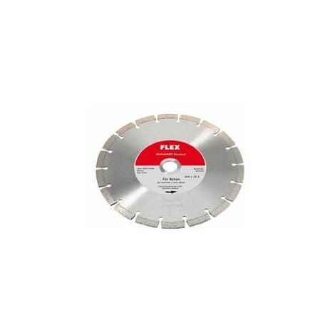 Flex Diamantjet - Diamanttrennscheibe Standard Beton, 230 Ø - 349054