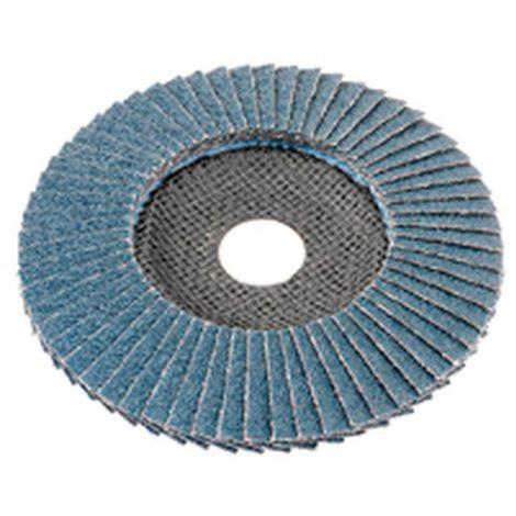 FLEX Fächerschleifscheiben P60 Ø125x22,2 mm (10 Stück) - 349925