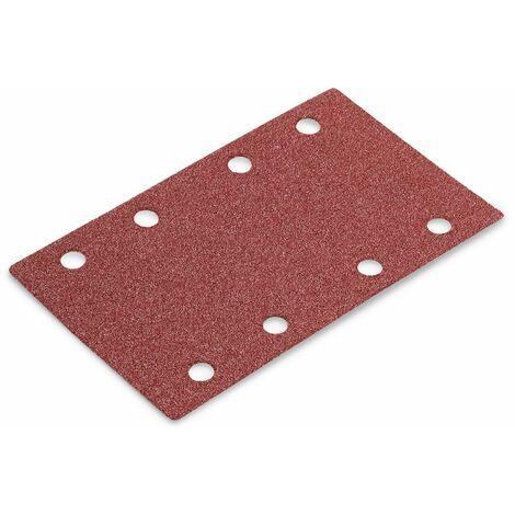 Flex Papier abrasif velcro PURFLEX 80x133 PU-P80 VE50 - 380873