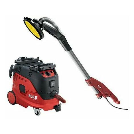 Flex Power Tools 468045 GE 5 R+TB-L Giraffe Sander 500W 110V & VCE 33 M AC Vacuum Cleaner 1400W 110V