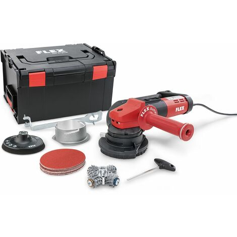 Flex RETECFLEX l'outil universel pour l' assainissement,la rénovation et modernisation RE 14-5 115 Kit de tête fraisage plate - 369.225