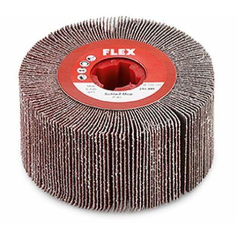 Flex Roues à lamelles Roues à lamelles, grain 120, 100 Ø x 50
