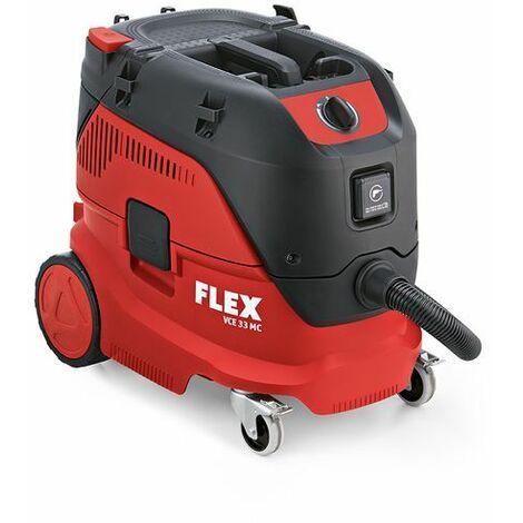 Flex VCE 33 L MC Aspirateur de sécurité avec nettoyage manuel du filtre, 30 l, classe L - 444103