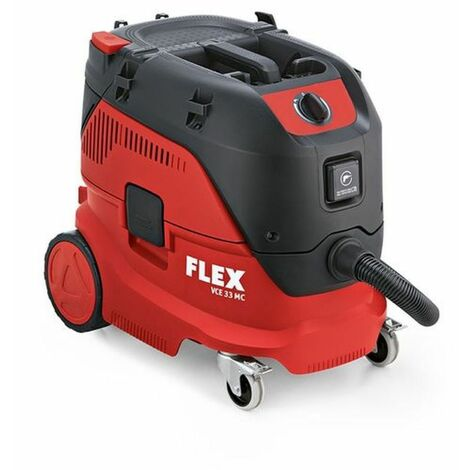 Flex VCE 33 L MC Aspirateur de sécurité avec nettoyage manuel du filtre, 30 l, classe L
