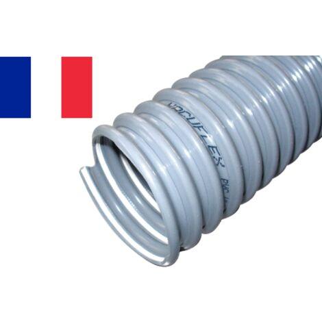 flexible 100 mm pour aspirateur a copeaux bois : le metre