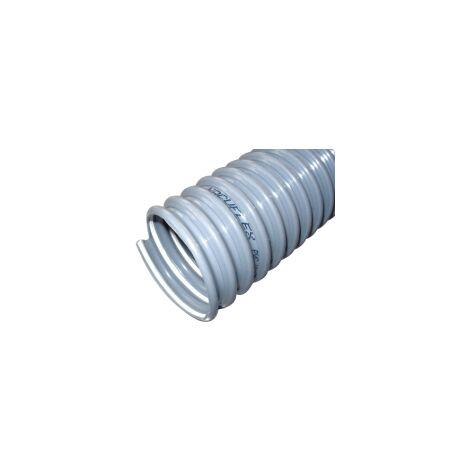flexible 60 mm pour aspirateur a copeaux bois : le metre