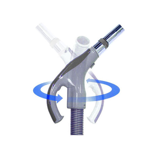 Flexible aspiration avec interrupteur de 9 m Universel Convient à toutes marques