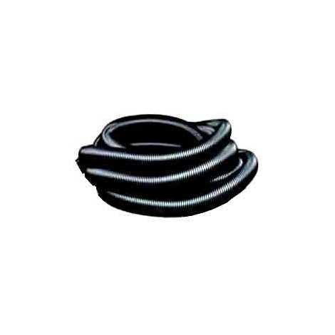 Flexible aspiration centralisée nu noir de 10 mètres