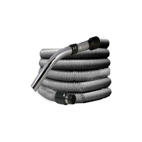 """main image of """"Flexible aspiration centralisée standard gris de 9 mètres"""""""