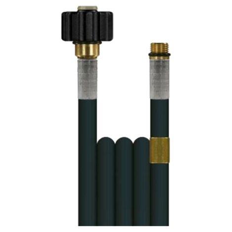 Flexible débouche canalisation 1/4M, eau chaude - Karcher - 25 métres