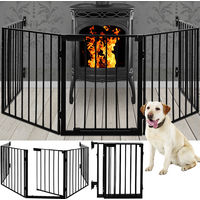 Flexible Fire Place Protection Grid and Animal Protection Total Length 310 cm