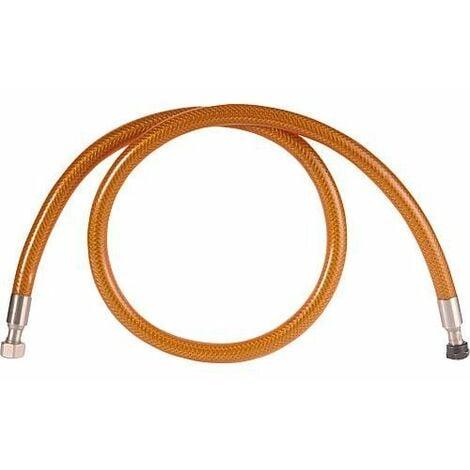 Flexible gaz inox Butane-propane 1 m