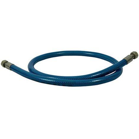Flexible gaz inox NF à vie gn 0,5m FF 15x21