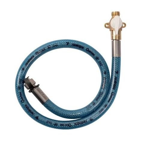 Flexible gaz pré-équipé twinox r.o.a.i. Gurtner