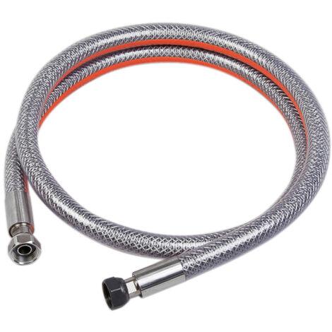 Flexible inox butane/propane sans date limite de validité NOYON & THIEBAULT - L 1,50 mètres - 5093-150C1