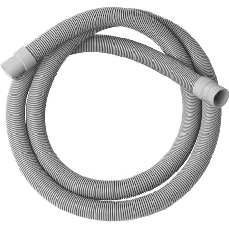 Flexible Outlet Pipe Outflow Hose Drainpipe Washing Machine Dishwasher 70/200cm