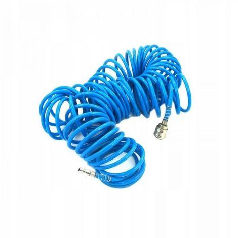 Flexible pneumatique pneumatique PE 12/8 10m câble