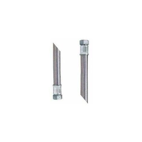 Flexible pression sanitaire, chauffage gros débit 30cm D.15 15x21 FF