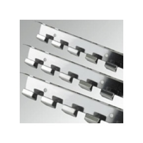 Image of Flexible PVC - Stainless Steel Rail 984mm