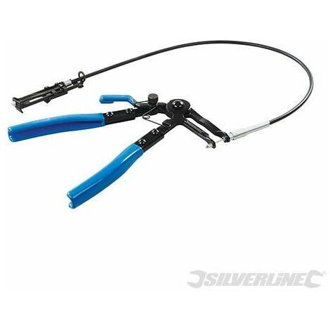 Flexible Ratchet Hose Clamp Pliers - 610mm (441030)