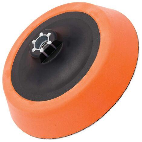 Flexipads 150mm Ultra Soft M14 Rotary Backer Grip