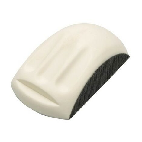 Flexipads World Class 12910 Hand Sanding Block for 150mm VELCRO Brand Disc