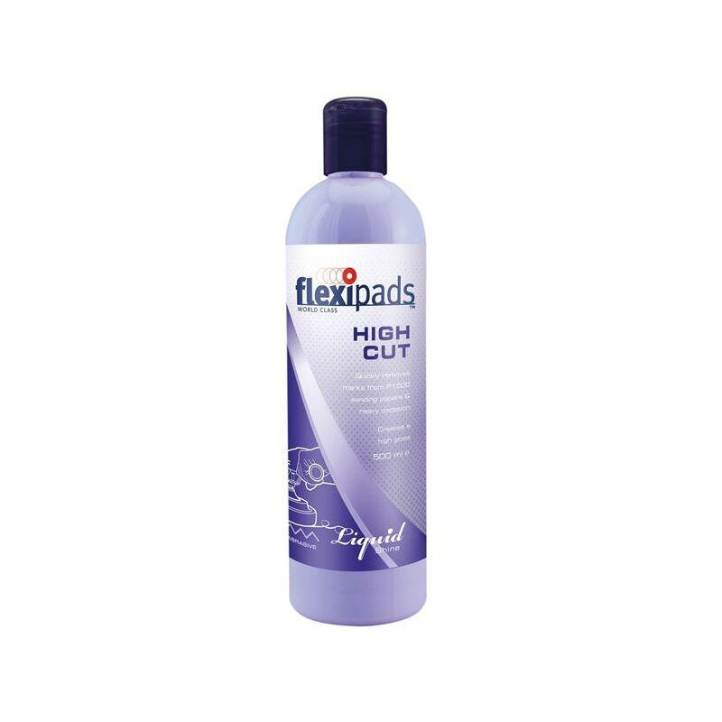 Image of HIGH CUT Liquid Shine Purple 500ml ( LP100C) - FLE