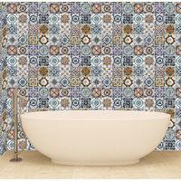 Flexiplus Mediterranean Tiles 4 sheets covering 1.16m2