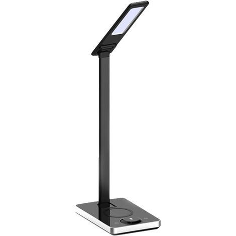 Flexo de estudio LED Wireless Charger Smart 5W 3 en 1
