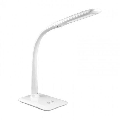 Flexo LED 7W color de luz regulable 6000k a 3000k color blanco