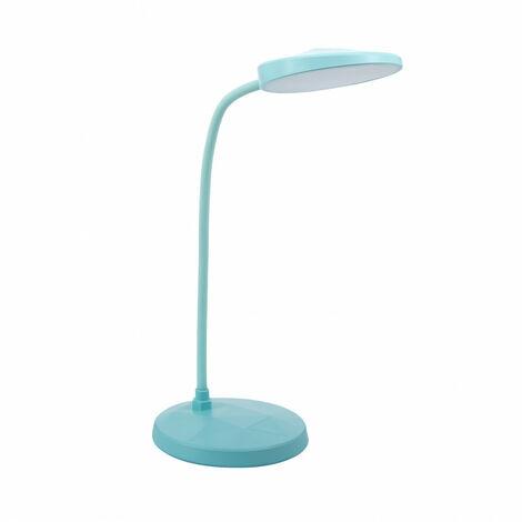 Flexo LED Odele 3W con Batería Azul