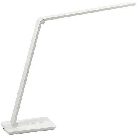 Flexo Led RIBOT, blanco, Blanco dual, regulable
