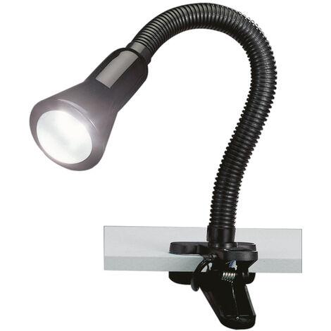Flexo pinza articulable negro E14 (Trio Lighting 5028010-02)