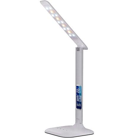 FLEXO TACTIL LED 6,6W REGULABLE (COLOR/LUZ) GRIS