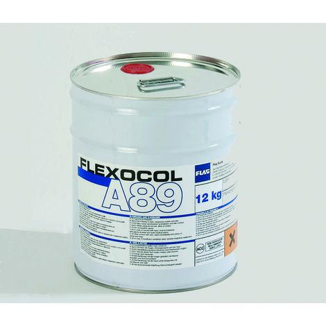 FLEXOCOL A 89 - 10 lt (le bidon)