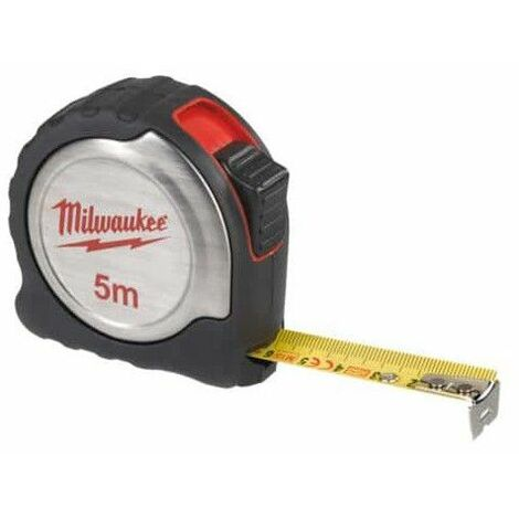 Flexómetro 3m x 16mm métrica (cajas de 12) 4932451637