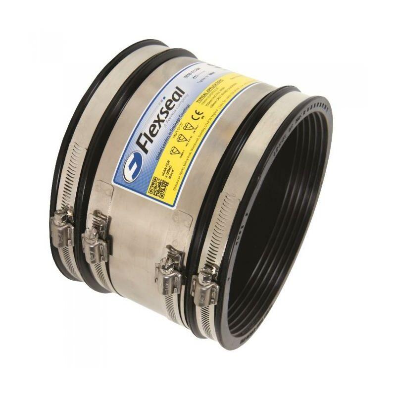 Image of Flexseal SC137 Standard Coupling - 120 - 137mm