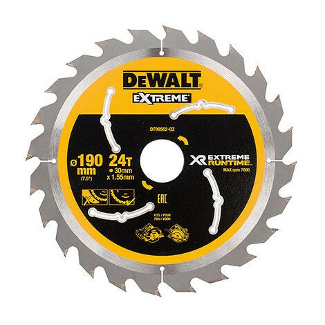FlexVolt XR Circular Saw Blades 190mm