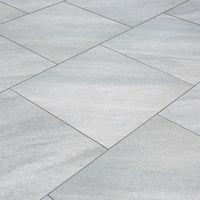 Fliese für die Terrasse auf Stellfüße - Italienischer Marmor - 60 cm x 60 cm - Rinno Carrelage