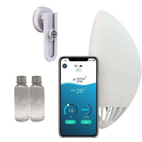 FLIPR Pack - Analyzer connected Flipr Start - Winterization kit - Fix'n Swim fixing