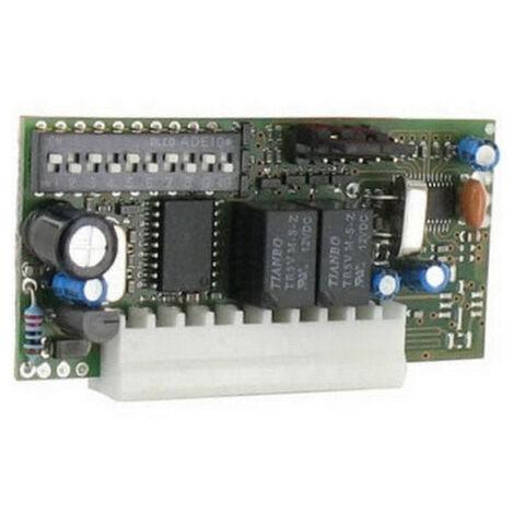FLO FLOXI2 Récepteur radio embrochable 2 canaux NICE - NICE