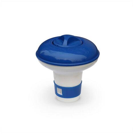 Floating dispenser for above-ground pools C/24