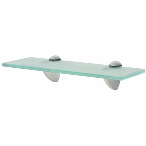 Floating Shelf Glass 30x10 cm 8 mm