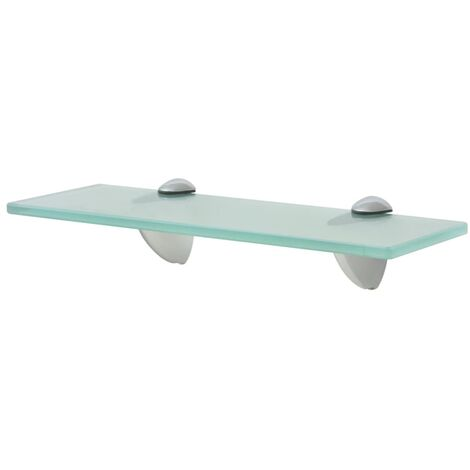 Floating Shelf Glass 30x10 cm 8 mm - Transparent